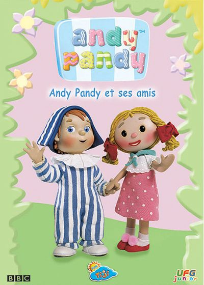 Andy Pandy - Andy Pandy et ses amis - DVD
