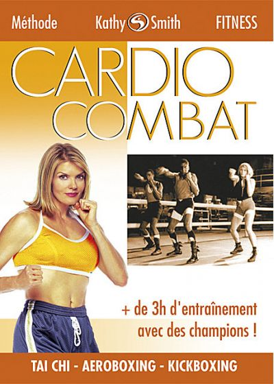 Kathy Smith - Cardio Combat - DVD