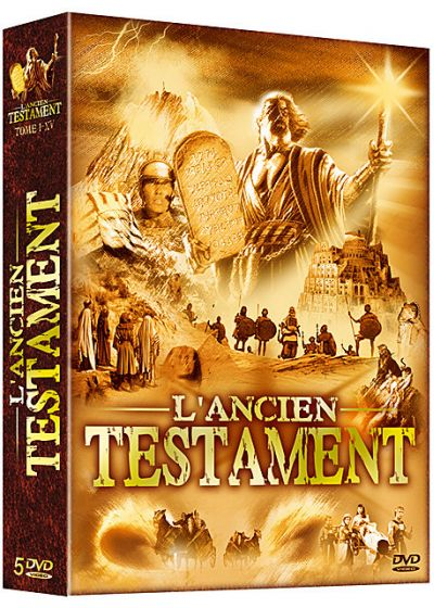 L'Ancien testament (Pack) - DVD