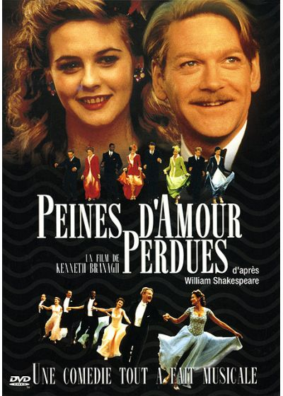 Peines d'amour perdues - DVD