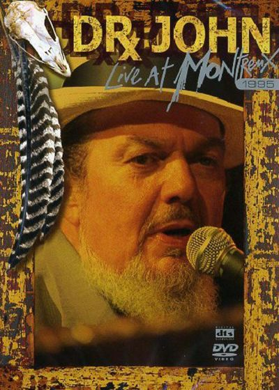 Dr John - Live At Montreux 1995 - DVD