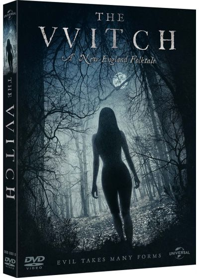 The VVitch - DVD