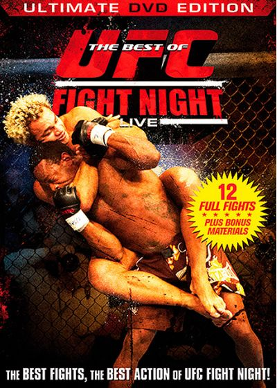 UFC : The Best of Fight Night Live - DVD