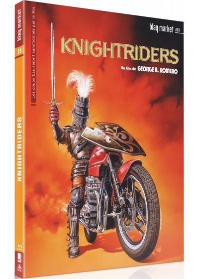 Knightriders - Blu-ray