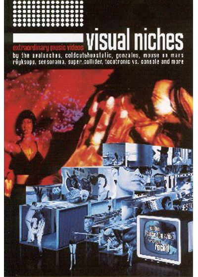 Visual Niches - Extraordinary Music Video - DVD