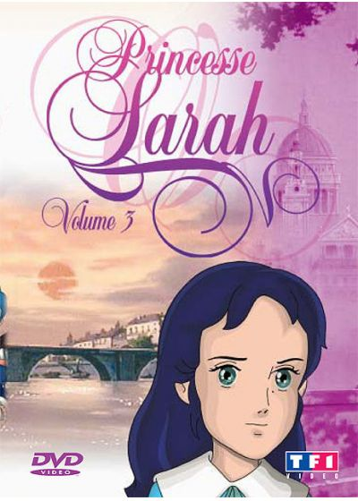 Princesse Sarah - Vol. 3 - DVD