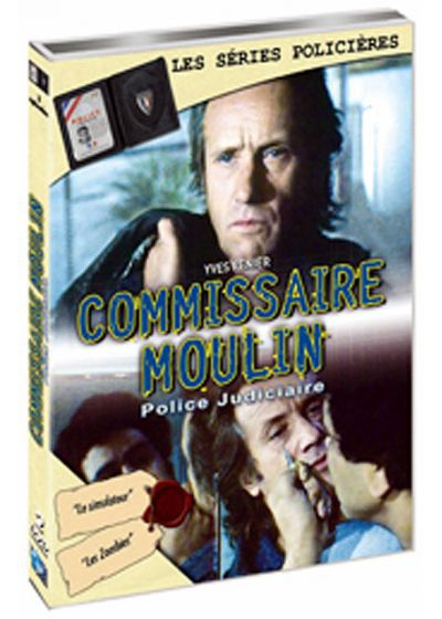 Commissaire Moulin - Digipack 2 (Pack) - DVD