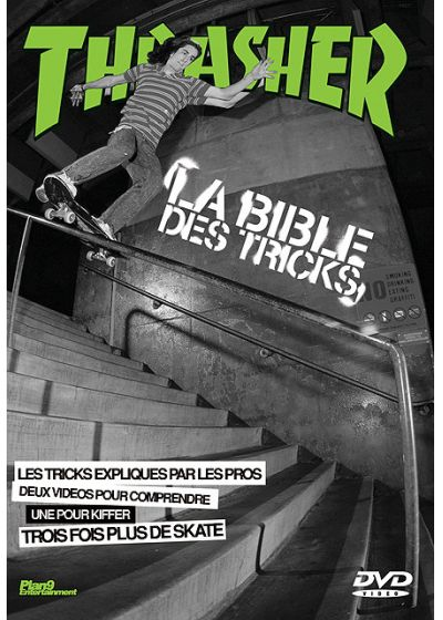 Thrasher - La bible des tricks - DVD