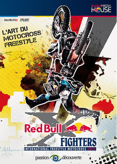 Red Bull X-Fighters: International Freestyle Motocross 2011 - L'art du motocross freestyle - DVD