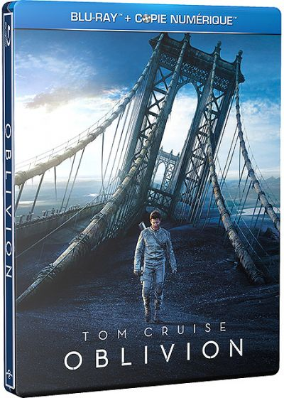 Oblivion (Blu-ray + Copie digitale - Édition boîtier SteelBook) - Blu-ray