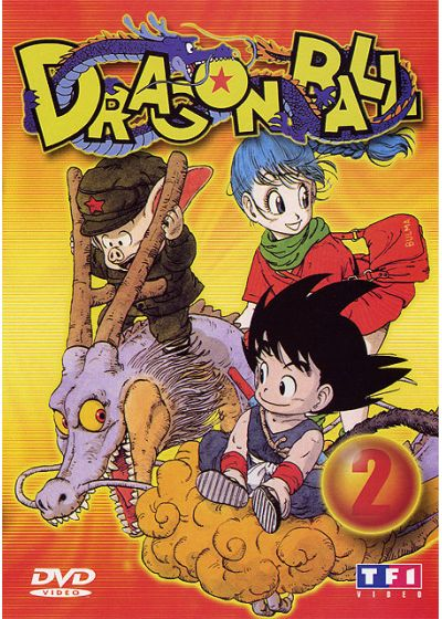 Dragon Ball - Vol. 02 - DVD