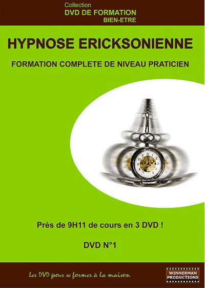 Hypnose Ericksonienne - Vol. 1 - DVD