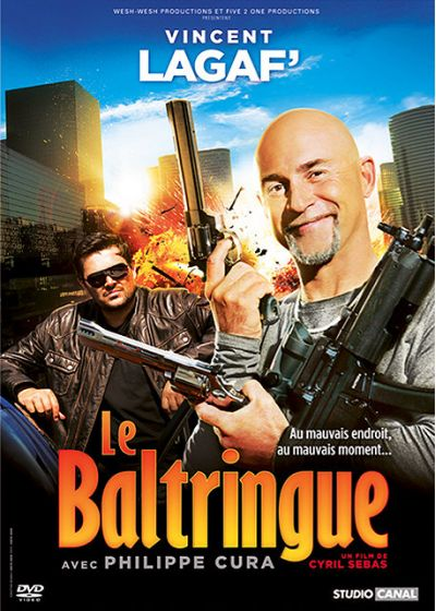 Le Baltringue - DVD