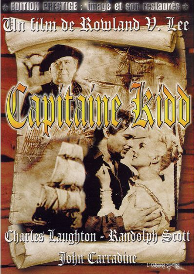 Capitaine Kidd - DVD