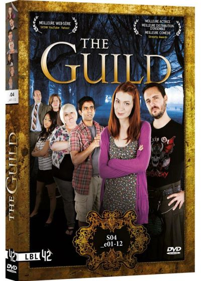 The Guild - Saison 4 - DVD
