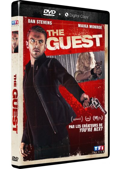 The Guest (DVD + Copie digitale) - DVD