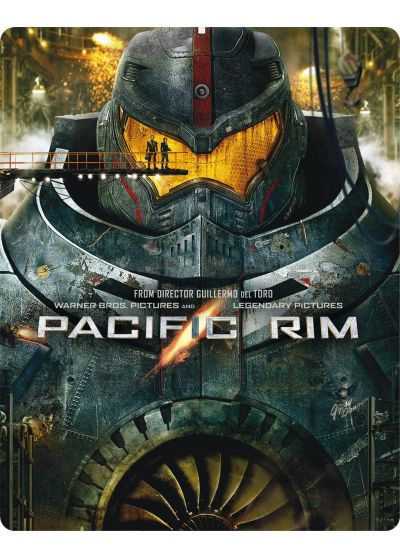 Pacific Rim (Blu-ray + Copie digitale - Édition boîtier SteelBook) - Blu-ray