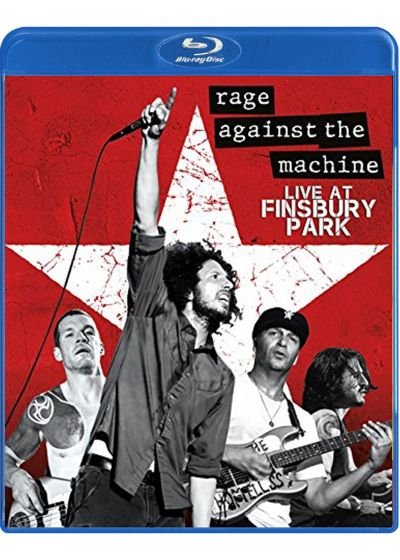 Rage Against the Machine : Live at Finsbury Parkark - Blu-ray