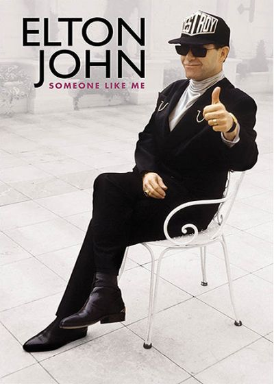 John, Elton - Someone Like Me - DVD