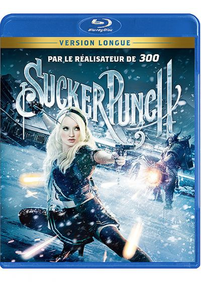 Sucker Punch (Version Longue) - Blu-ray