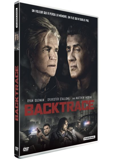 Backtrace - DVD