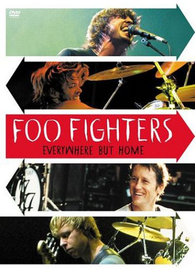 Foo Fighters - Everywhere But Home - DVD