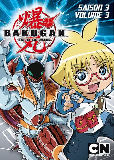 Bakugan Battle Brawlers - Saison 3 - Volume 3 - DVD