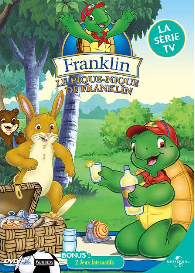 Franklin - Le pique-nique de Franklin - DVD