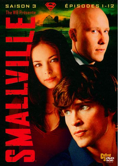 Smallville - Saison 3 - Coffret 1 - DVD
