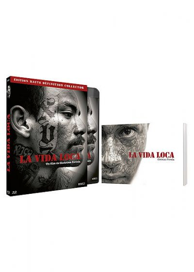 La Vida loca (Édition Collector) - Blu-ray