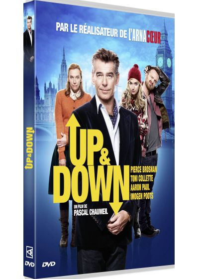 Up & Down - DVD