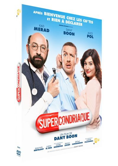 Supercondriaque - DVD