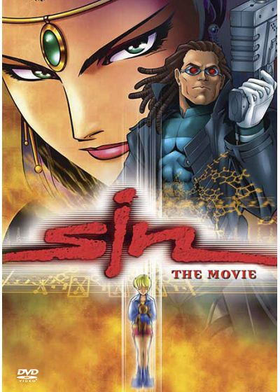 Sin - The Movie - DVD