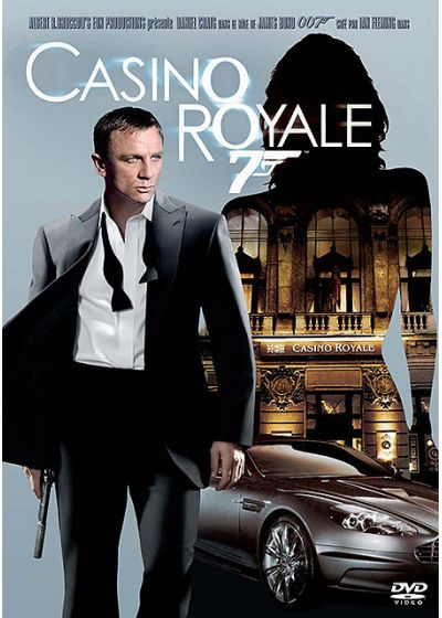 Casino Royale (Édition Simple) - DVD