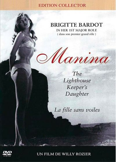 Manina, la fille sans voile (Édition Collector) - DVD