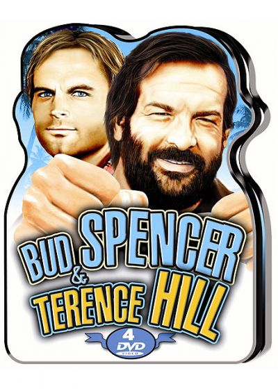 Bud Spencer & Terence Hill - Coffret 4 DVD (Pack) - DVD