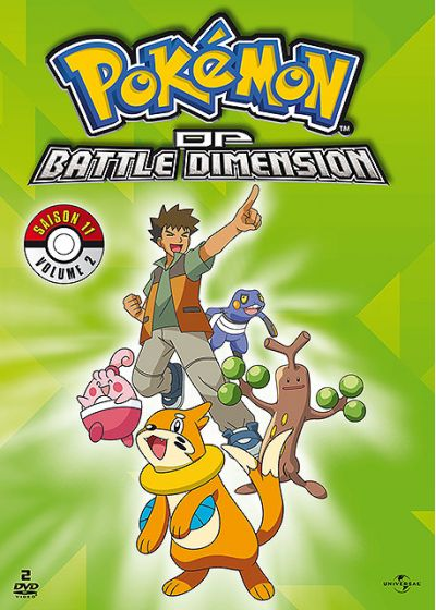 Dvdfr pok mon dp battle dimension saison 11 - Pokemon saison 14 ...