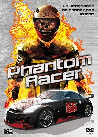 Phantom Racer - DVD