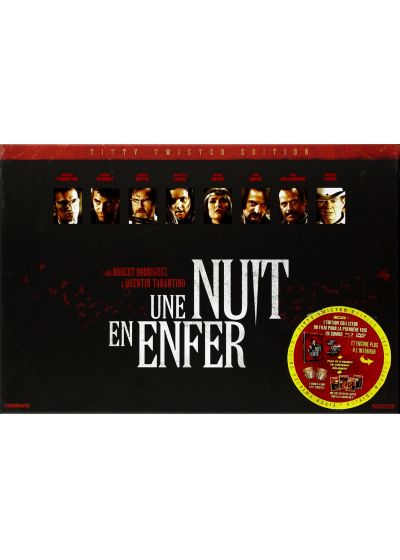 Une Nuit en enfer (Titty Twister Edition) - Blu-ray