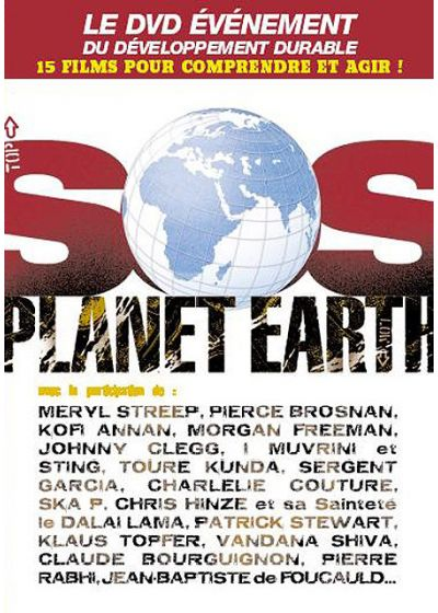 Clegg, Johnny - SOS Planet Earth - DVD