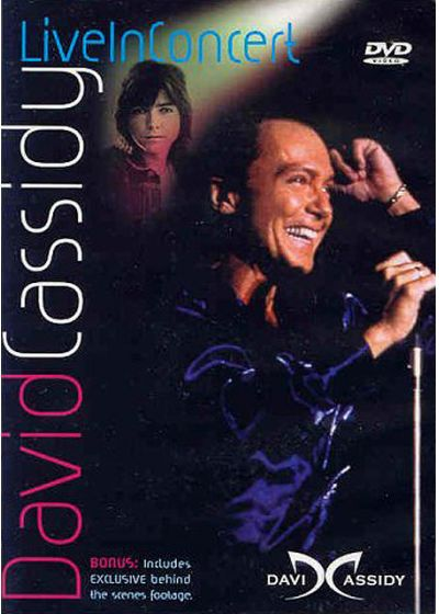 Cassidy, David - Live In Concert - DVD