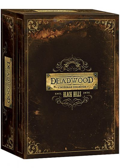 Deadwood - L'intégrale (Édition Collector) - DVD