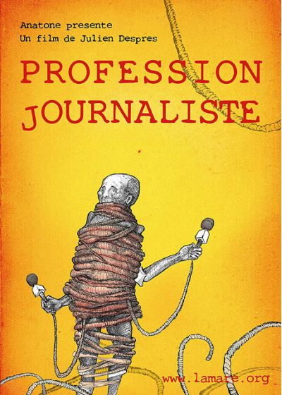 Profession journaliste - DVD
