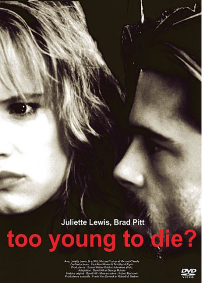 Too Young To Die ? - DVD