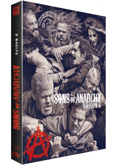Sons of Anarchy - Saison 6 - DVD