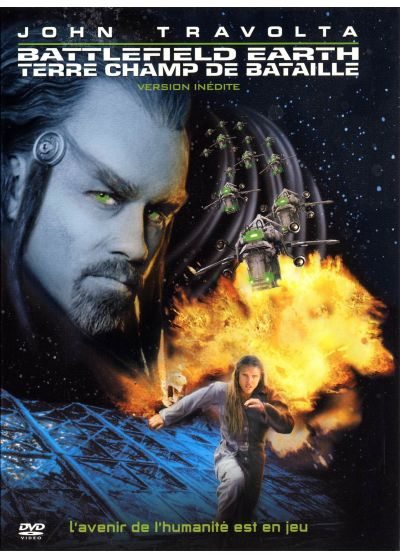 Battlefield Earth - Terre champ de bataille (Version inédite) - DVD