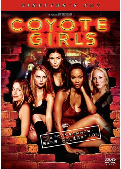 Coyote Girls (Director's Cut) - DVD