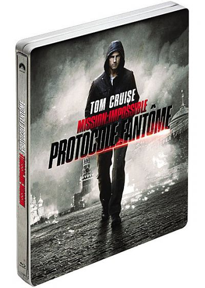 Mission: Impossible - Protocole fantôme (Combo Blu-ray + DVD - Édition Limitée exclusive Amazon.fr boîtier SteelBook) - Blu-ray