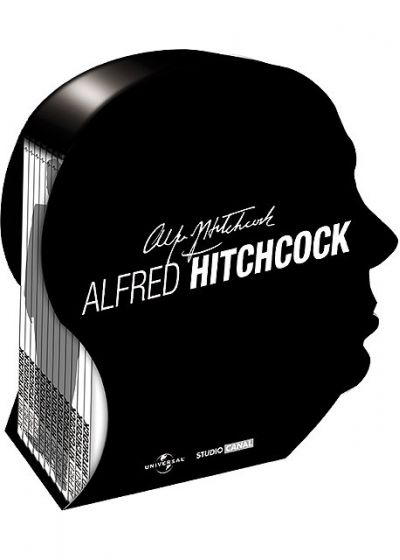 Alfred Hitchcock - Coffret 24 DVD - DVD