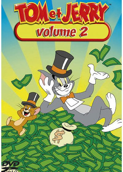 Tom et Jerry - volume 2 - DVD